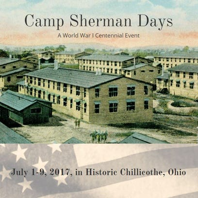 Planning for Camp Sherman Days, a nine-day stretch
