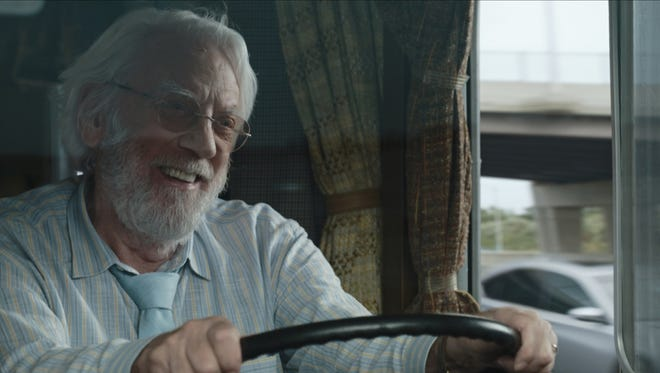 """Donald Sutherland stars in """"The Leisure Seeker."""""""