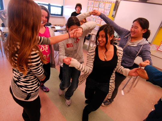 The program helps middle school students to transition