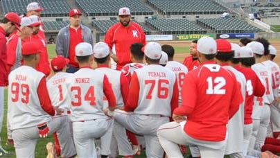 The Perth Amboy baseball team reached the GMC tournament final for the first time in school history