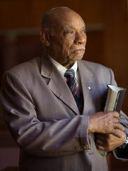 Rev. Floyd Rose  originally backed the Johnson family