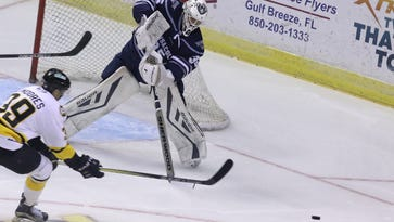One too many mistakes in Ice Flyers' one-goal loss