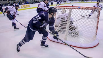 Ice Flyers continue their slide in overtime loss at Birmingham