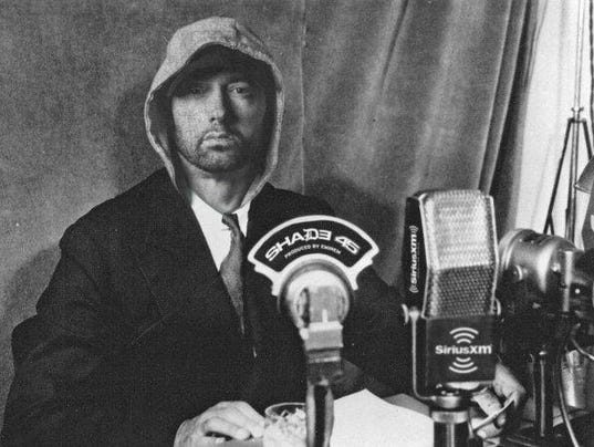 Eminem Fireside Chat