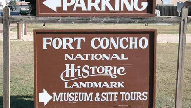 Fort Concho is located at 630 S. Oakes St. in San Angelo.