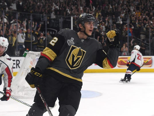 2018 NHL Stanley Cup Final - Game One