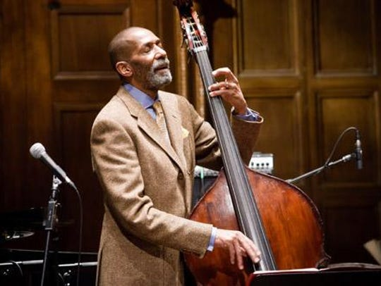 Bassist Ron Carter will perform several times during