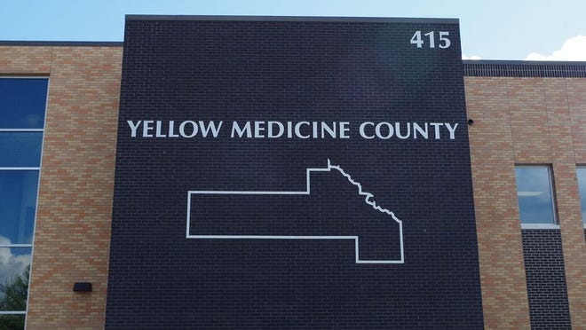 The Yellow Medicine County Justice Center.
