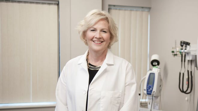 Margaret Coplin, M.D., an oncologist at Lake Regional Cancer Center.