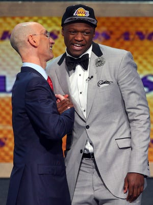 Julius Randle was a great pick for the Lakers at No. 7 overall.
