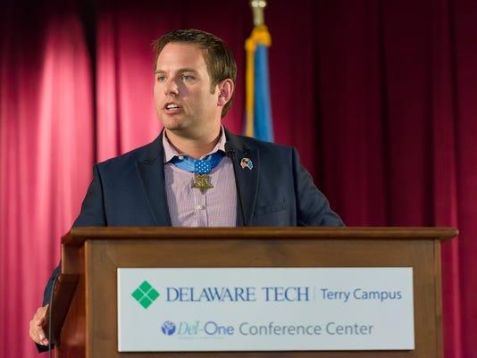 Medal of Honor recipient: Delaware veterans embody spirit of