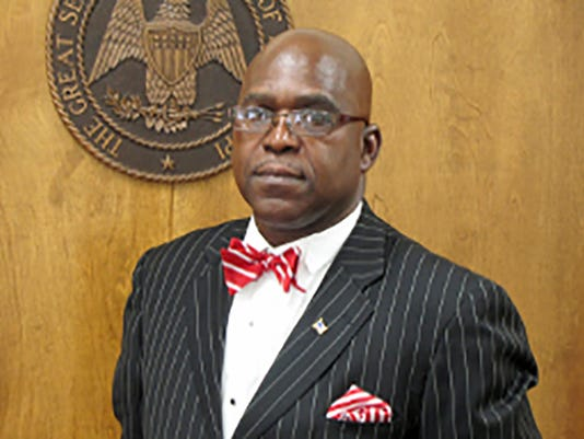 Rolling Fork Mayor Eldridge Walker