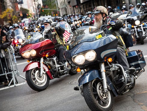 New york city is motorcycle theft capital