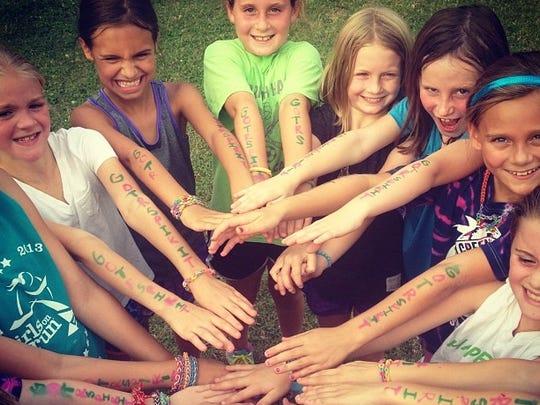 Girls on the Run Nashville uses running to help girls
