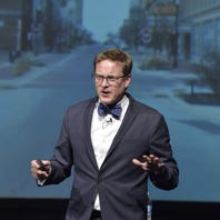 CivicCon: Andrew Davis on successful cities: 'Want to get rich? Target a niche.'