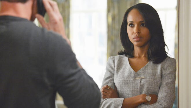 Kerry Washington plays Olivia Pope in ABC's 'Scandal,' which returns Feb. 27 for its midseason premiere.