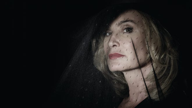 Jessica Lange plays a witch named Fiona Good in 'American Horror Story: Coven.' She's written a book for kids.