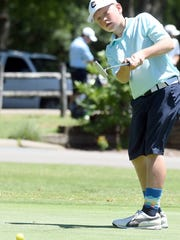 White House 12-year-old Colton Werner shot 76 on Tuesday