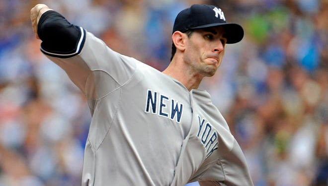 Brandon McCarthy had a 5.01 ERA as a member of the Arizona Diamondbacks, but in 10 starts since being traded to the New York Yankees he posted a 2.80 ERA.