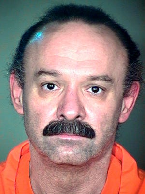 Joseph Wood, in this undated photo, died by lethal injection execution on July 23. The procedure took more than two hours.