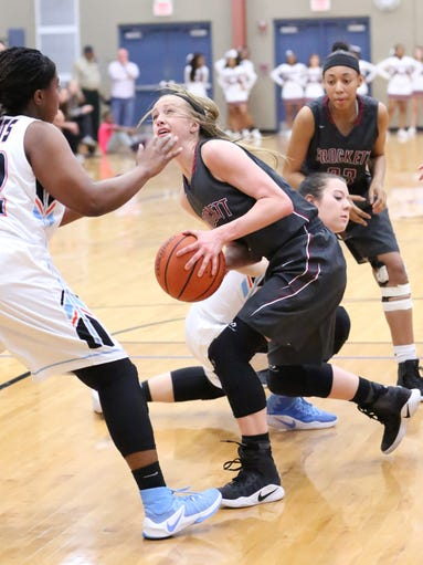 Crockett County defeated South Gibson 55-50 during
