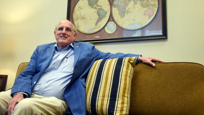 University of Southern Mississippi business professor William Smith plans on retiring June 30 after teaching for 37 years.  He is also involved by being the chair of the Department of Economic Development, Tourism and Sport Management including interim chair of the Department of Marketing and Merchandising.