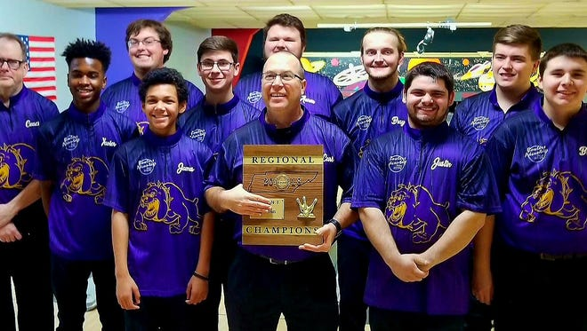 The Smyrna boys bowling team captured the Region 4 title, defeating Tullahoma 16-11 in the finals. The Bulldogs battle Soddy-Daisy Monday at 1 p.m. at Smyrna Bowling Center in the sectional.