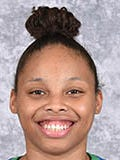 FGCU women's basketball player Erica Nelson