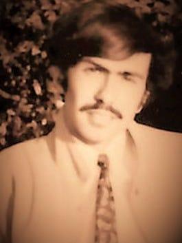 Joe Valentino originally thought of going to California to play music.