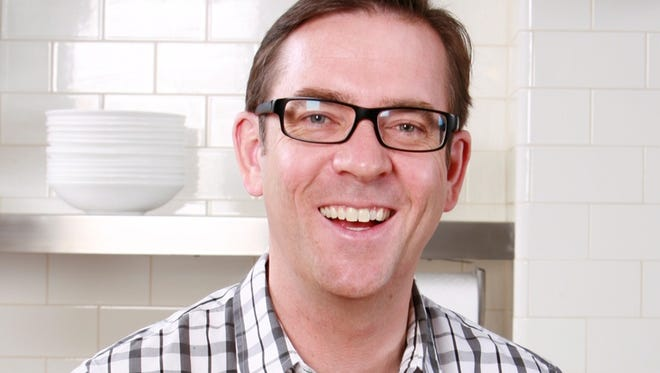 """Ted Allen, host of Food Network's """"Chopped,"""" headlines Fantastic Food Fest Jan. 16 and 17 at the Indiana State Fairgrounds."""