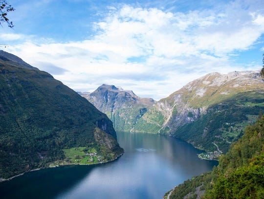 Norwegian fjords are not so far away for 2016.