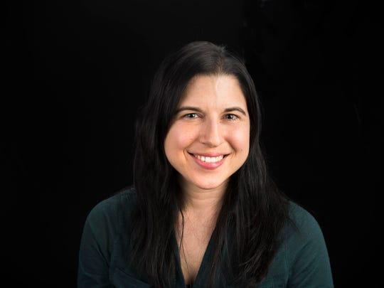 Angela Gosnell, News Sentinel online producer and columnist
