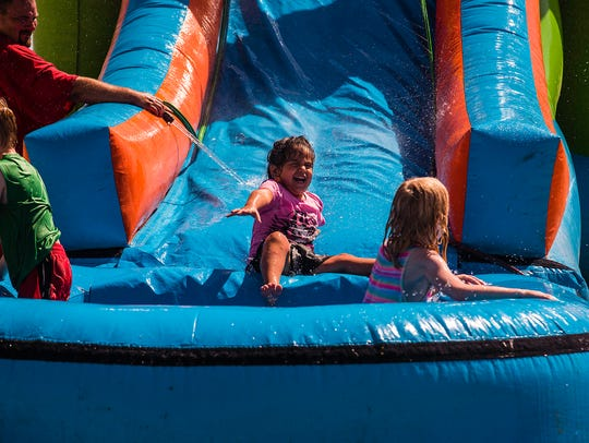A neighborhood block party is set for 12:30-3:30 p.m. Saturday, April 27, at Oasis Baptist Church, 3712 Bowie St. There will be food, music, games and more. Information: 325-653-5699.