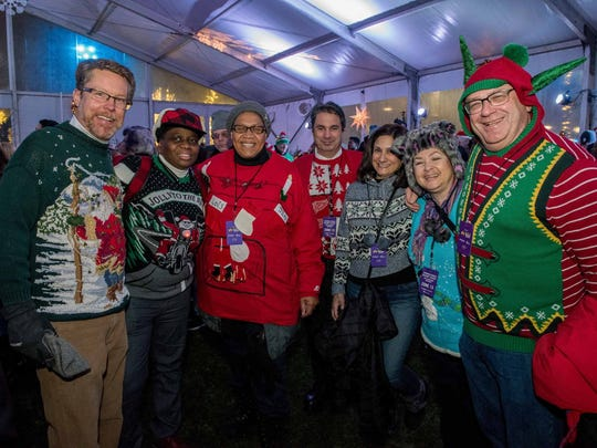 Don your ugliest holiday sweater and join in the fun this weekend at the Ugly Sweater Bar Crawl through Over-the-Rhine.