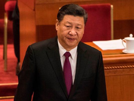 Xi Jinping China President