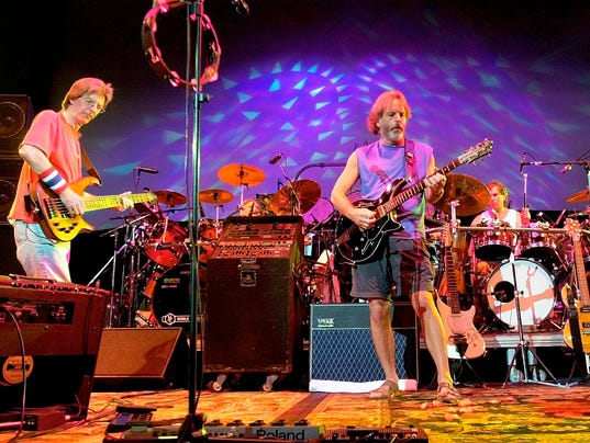 AP MUSIC-GRATEFUL DEAD A FILE ENT USA WI