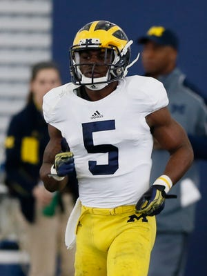 Michigan defensive back Jabrill Peppers.