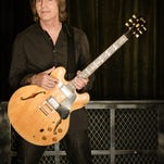 Jackson Browne performs at the Peace Center Oct. 8.