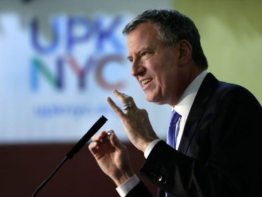 AP NYC Mayor