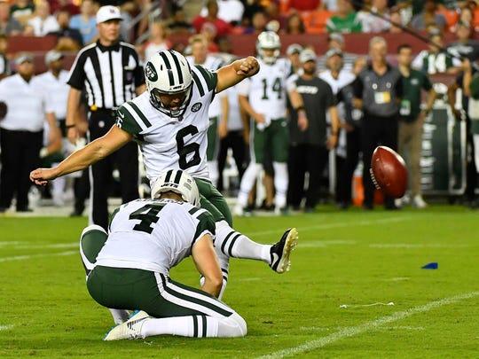 Jets position battle updates: Underdogs make big strides in loss to Redskins
