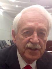 W.D. Higginbotham Jr., senior vice president of The