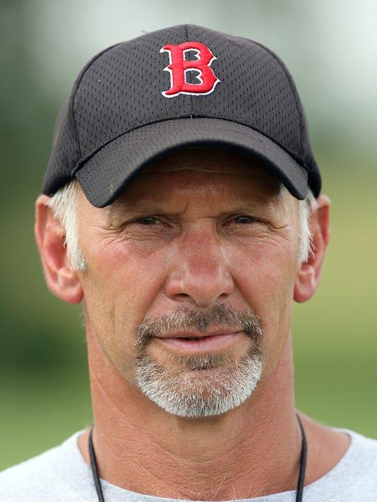 Steve Rinker, Blackford football coach