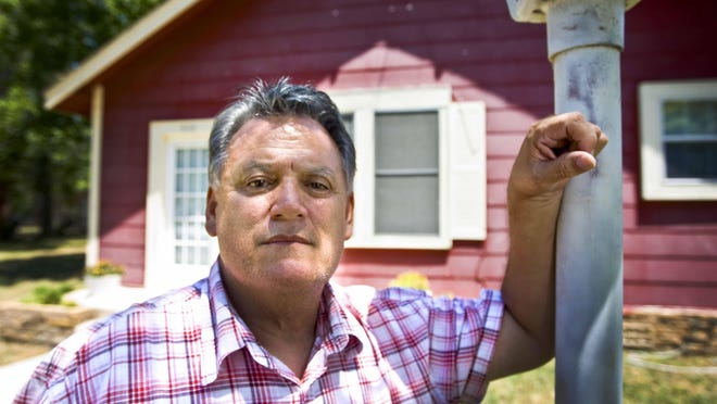 Johnny Limón, pictured in 2011, advocated for affordable housing and environmental justice in East Austin. He also volunteered for Meals on Wheels and More as well as Big Brothers, Big Sisters.
