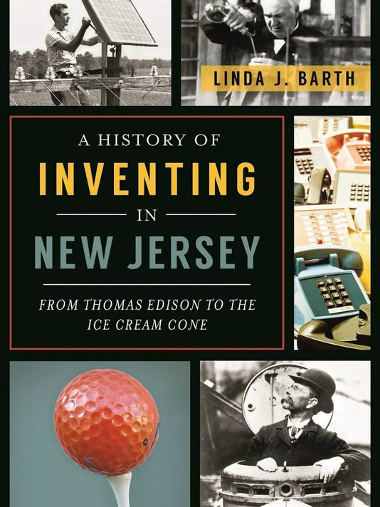 Image result for New Jersey Inventions