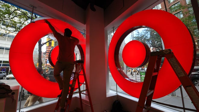 Target is opening a flexible-format store in New York City's Tribeca neighborhood.