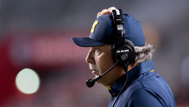 Defensive coordinator Don Brown has a five-year deal that will pay $1 million the first four years and $1.4 million in his fifth season