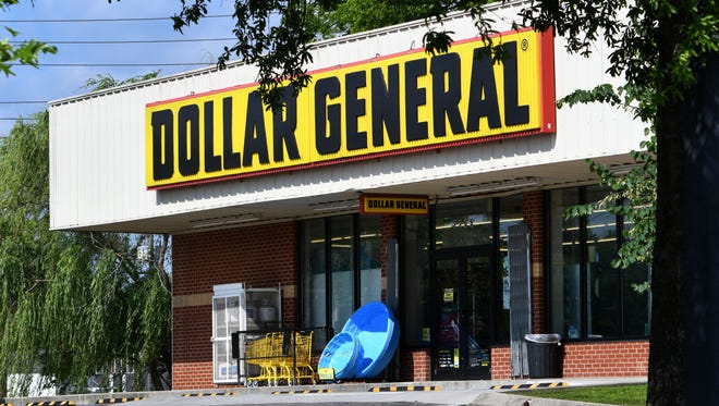A Dollar General store has opened at 7407 Middlebrook Pike.