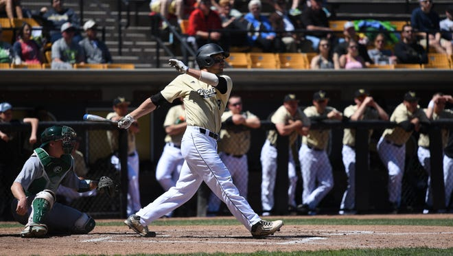 Western Michigan junior Tanner Allison, a Portland graduate, was named the Mid-American Conference player of the year Monday.