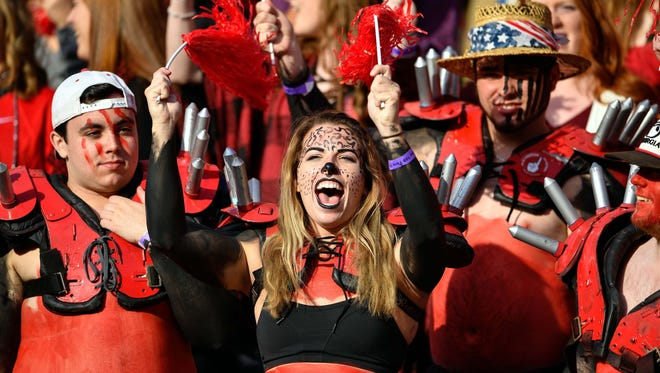 Georgia football fans will be able to carry concealed guns at tailgating events.
