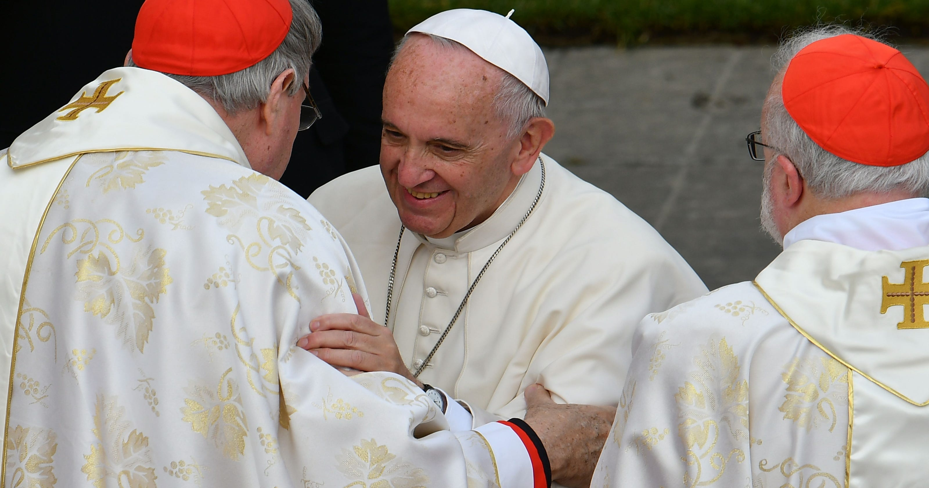 Cardinals Sex Abuse Charges Raise Questions About Popes Record